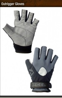 Code Outrigger Gloves Xcel