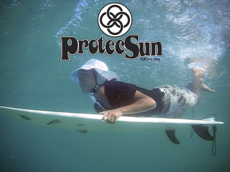 ProtecSun Surfhat - the best surfhat when you are going off
