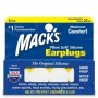 Mack's Earplugs Pillow soft