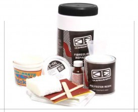 Code fibreglass repair kit