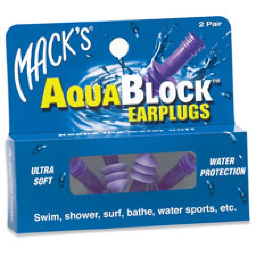Mack's Aqua Block Ear Plugs