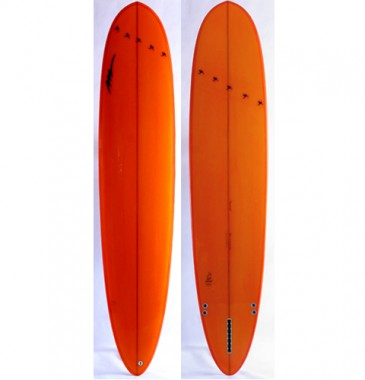 High Performance Malibu Orange Tint 9.1FT