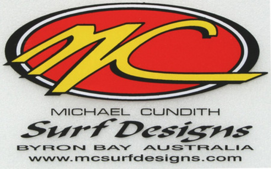MC STICKER OVAL