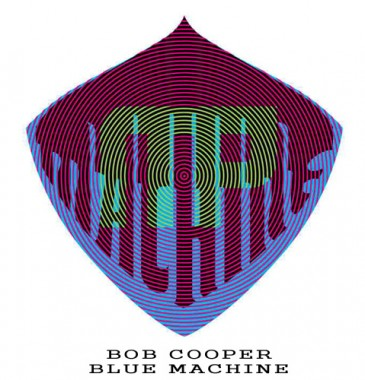 Bob Cooper Blue Machine logo