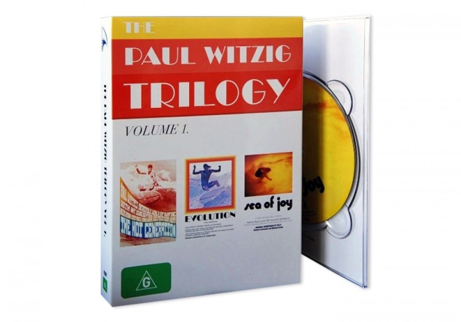20% OFF Paul Witzig Trilogy Evolution/sea of joy/the hot generation 3 DVDs